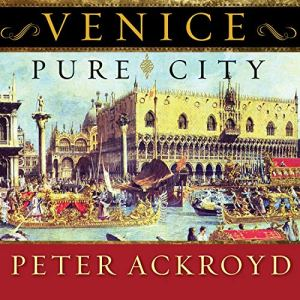 Venice Audiobook By Peter Ackroyd cover art
