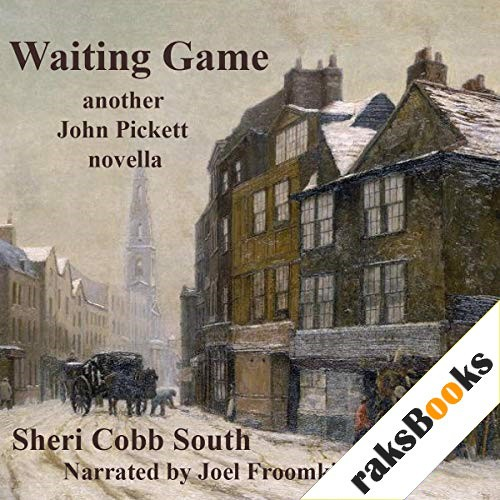 Waiting Game: Another John Pickett Novella Audiobook By Sheri Cobb South cover art