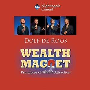 Wealth Magnet Audiobook By Dolf De Roos cover art