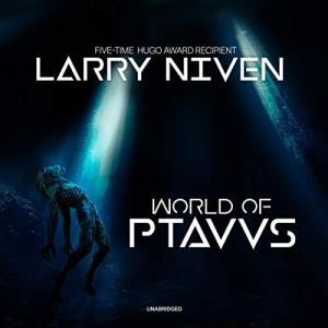 World of Ptavvs Audiobook By Larry Niven cover art