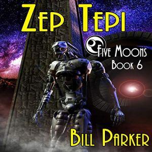 Zep Tepi Audiobook By Bill Parker cover art