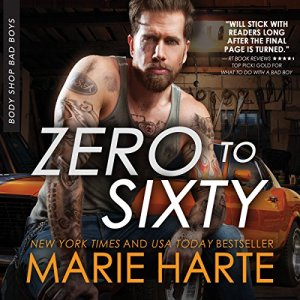 Zero to Sixty Audiobook By Marie Harte cover art
