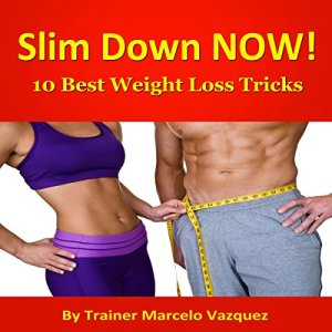 10 Best Weight Loss Tricks Audiobook By Marcelo Vazquez cover art
