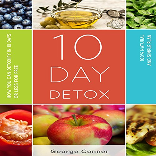 10 Day Detox Audiobook By George Conner cover art