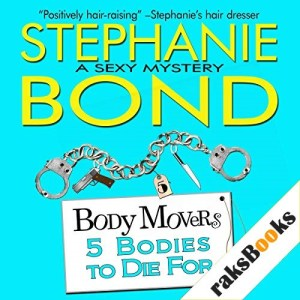 5 Bodies to Die For Audiobook By Stephanie Bond cover art