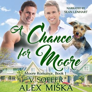A Chance for Moore Audiobook By Alex Miska, V. Soffer cover art