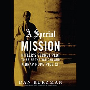 A Special Mission Audiobook By Dan Kurzman cover art