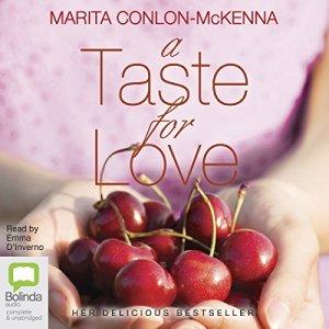 A Taste for Love Audiobook By Marita Conlon-McKenna cover art