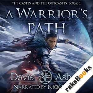 A Warrior's Path Audiobook By Davis Ashura cover art