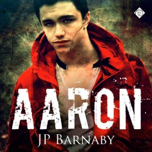 Aaron Audiobook By J.P. Barnaby cover art