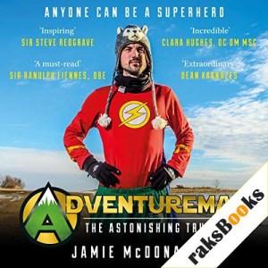 Adventureman Audiobook By Jamie McDonald cover art