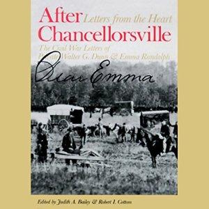 After Chancellorsville Audiobook By Judith A. Bailey, Robert I. Cotton cover art