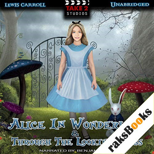 Alice In Wonderland & Through the Looking Glass Audiobook By Lewis Carroll cover art