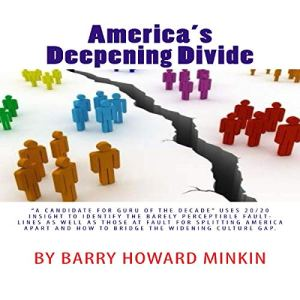 America's Deepening Divide Audiobook By Barry Howard Minkin cover art