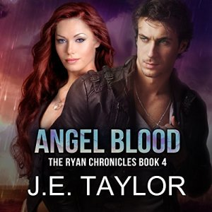 Angel Blood Audiobook By J.E. Taylor cover art