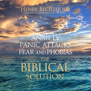 Anxiety, Panic Attacks, Fear, and Phobias Audiobook By Henry Bechthold cover art