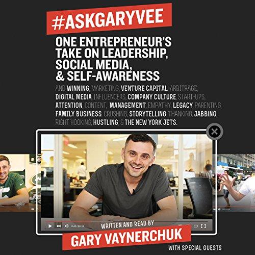 #AskGaryVee Audiobook By Gary Vaynerchuk cover art
