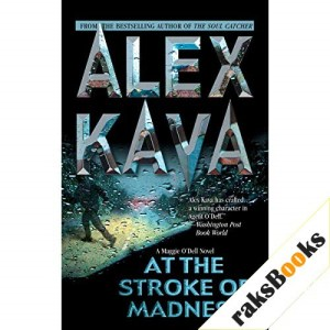 At the Stroke of Madness Audiobook By Alex Kava cover art
