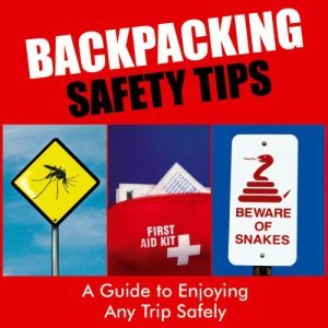 Backpacking Safety Tips Audiobook By Sarah Scott cover art