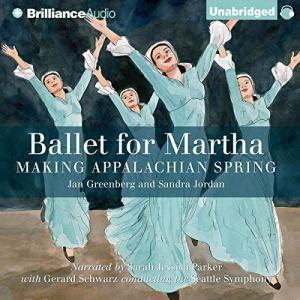 Ballet for Martha Audiobook By Jan Greenberg, Sandra Jordan cover art