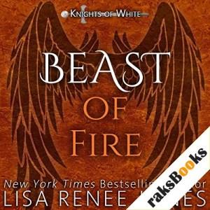 Beast of Fire Audiobook By Lisa Renee Jones cover art