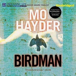 Birdman Audiobook By Mo Hayder cover art