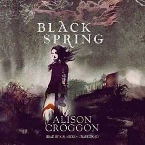 Black Spring Audiobook By Alison Croggon cover art
