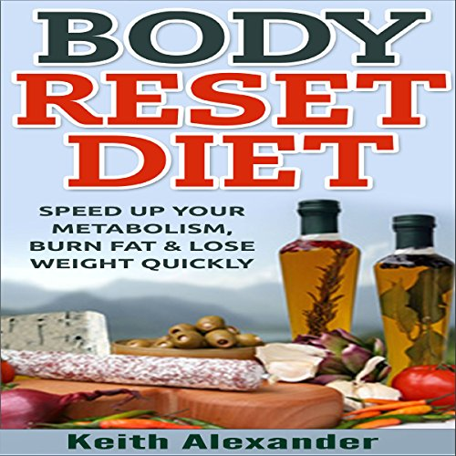 Body Reset Diet Audiobook By Keith Alexander cover art