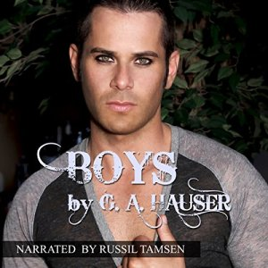 Boys Audiobook By G. A. Hauser cover art