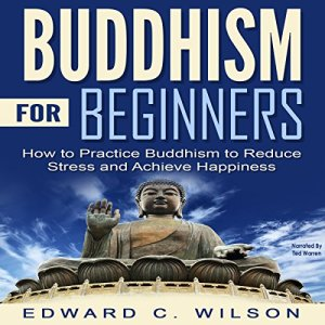 Buddhism for Beginners Audiobook By Edward Wilson cover art