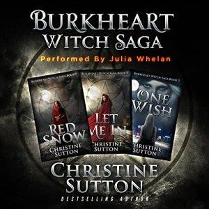 Burkheart Witch Saga Box Set, Books 1-3 Audiobook By Christine Sutton cover art