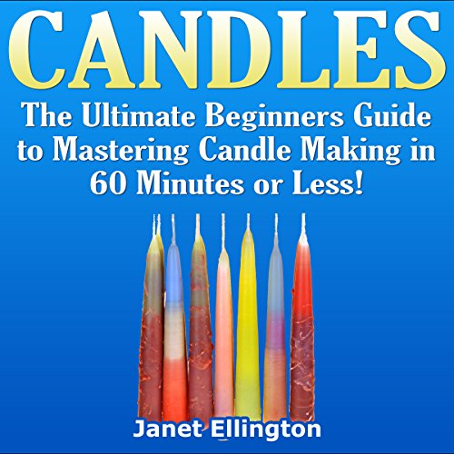 Candles Audiobook By Janet Ellington cover art