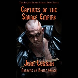 Captives of the Savage Empire Audiobook By Jean Lorrah cover art