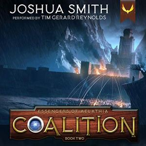 Coalition Audiobook By Joshua Smith cover art