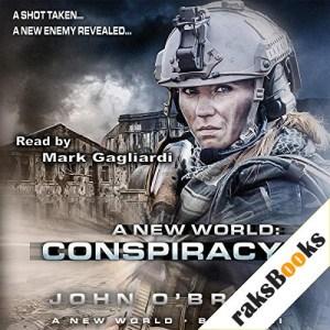 Conspiracy Audiobook By John O'Brien cover art