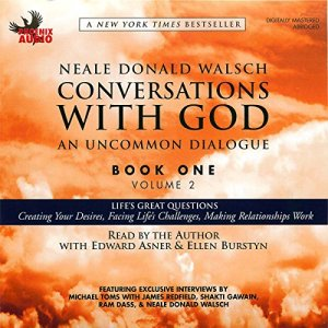 Conversations with God: An Uncommon Dialogue, Book 1, Volume 2 Audiobook By Neale Donald Walsch cover art