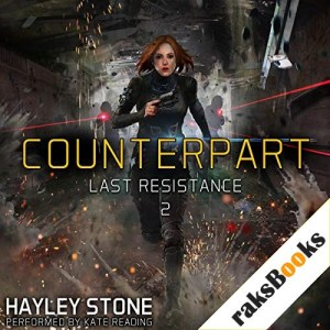 Counterpart Audiobook By Hayley Stone cover art
