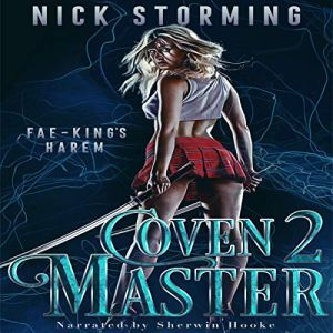 Coven Master Audiobook By Nick Storming cover art