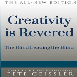 Creativity Is Revered Audiobook By Pete Geissler cover art