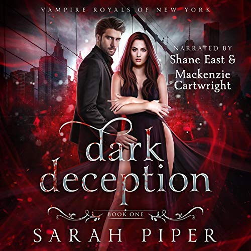 Dark Deception: A Vampire Romance Audiobook By Sarah Piper cover art