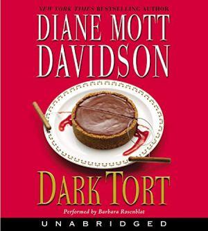 Dark Tort Audiobook By Diane Mott Davidson cover art