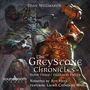 Darkness Fallen Audiobook By Dave Willmarth cover art