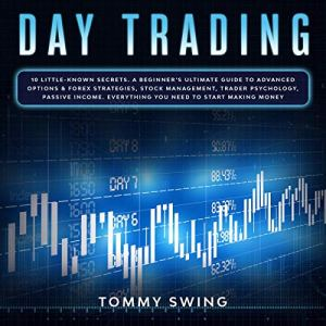 Day Trading: 10 Little-Known Secrets Audiobook By Tommy Swing cover art