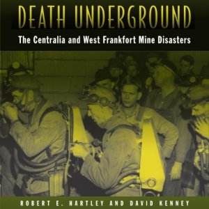 Death Underground Audiobook By Robert E. Hartley, David Kenney cover art