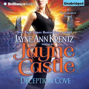 Deception Cove Audiobook By Jayne Castle cover art