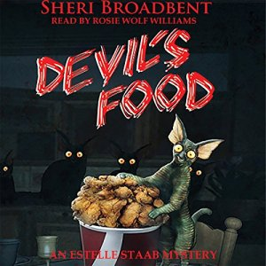 Devil's Food Audiobook By Sheri Broadbent cover art