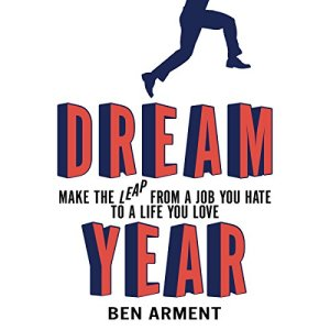 Dream Year Audiobook By Ben Arment cover art