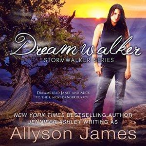 Dreamwalker Audiobook By Allyson James cover art