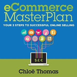 eCommerce MasterPlan 1.8 Audiobook By Chloe Thomas cover art