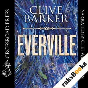 Everville: The Second Book of 'the Art' Audiobook By Clive Barker cover art